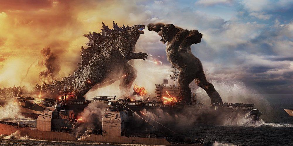 รีวิวหนังเรื่อง Godzilla vs. Kong
